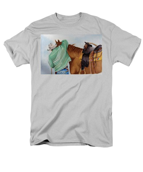 Its Just Us Men's T-Shirt  (Regular Fit) by Jimmy Smith