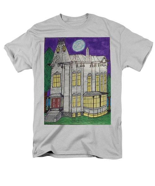 John Henes Home. Men's T-Shirt  (Regular Fit) by Jonathon Hansen