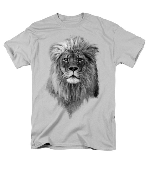 Men's T-Shirt  (Regular Fit) featuring the photograph Joshua In Black And White by Everet Regal
