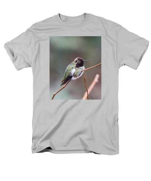 Karisa's Hummingbird.2 Men's T-Shirt  (Regular Fit) by E Faithe Lester