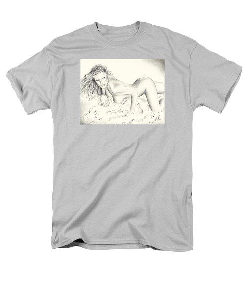 Kerri Kendall Men's T-Shirt  (Regular Fit) by Vincent Wolff