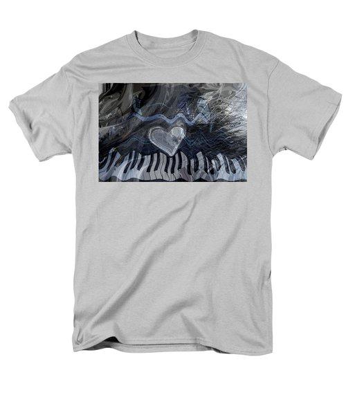 Key Waves Men's T-Shirt  (Regular Fit) by Linda Sannuti