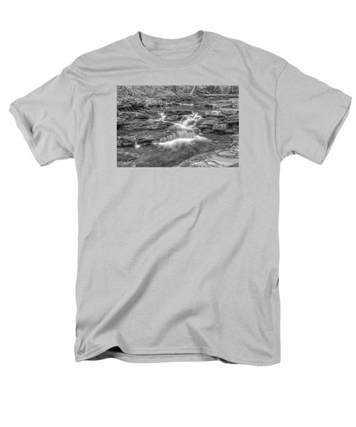 Kitchen Creek Bw - 8902-3 Men's T-Shirt  (Regular Fit) by G L Sarti