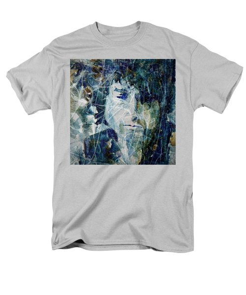 Knocking On Heaven's Door Men's T-Shirt  (Regular Fit) by Paul Lovering