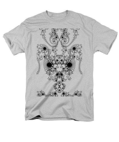 Lace Men's T-Shirt  (Regular Fit) by Steve Purnell