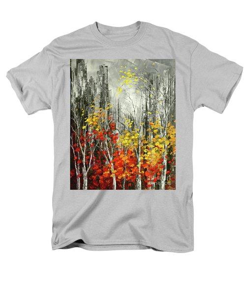 Last Dance Men's T-Shirt  (Regular Fit) by Tatiana Iliina