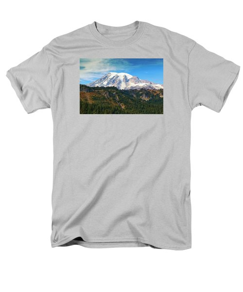 Men's T-Shirt  (Regular Fit) featuring the photograph Late Afternoon by Lynn Hopwood
