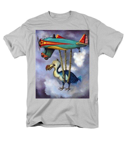 Lazy Bird Men's T-Shirt  (Regular Fit) by Leah Saulnier The Painting Maniac