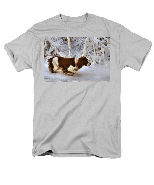 Leading The Way Men's T-Shirt  (Regular Fit) by Kristin Elmquist