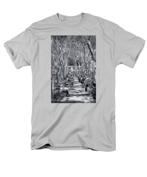 Leisure Time Men's T-Shirt  (Regular Fit) by Sabine Edrissi