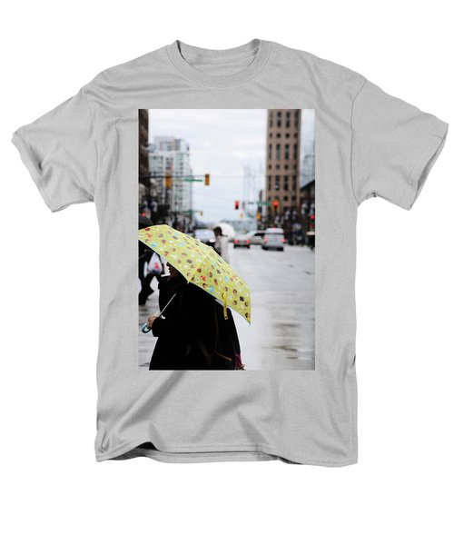 Lemons And Rubber Boots  Men's T-Shirt  (Regular Fit) by Empty Wall
