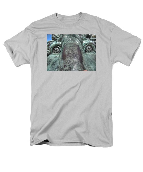 Leo Eyes Men's T-Shirt  (Regular Fit) by Yury Bashkin