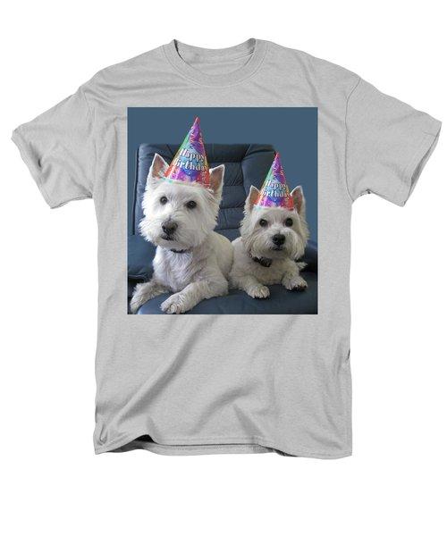 Let's Party Men's T-Shirt  (Regular Fit) by Geraldine Alexander