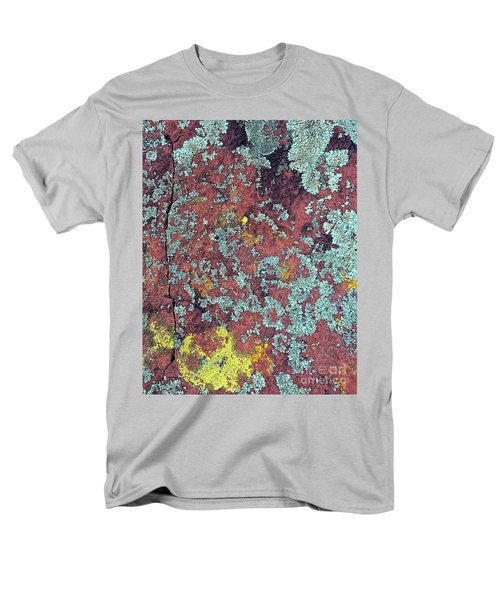 Lichen Colors Men's T-Shirt  (Regular Fit) by Todd Breitling