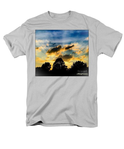 Life With Out Words Men's T-Shirt  (Regular Fit) by MaryLee Parker