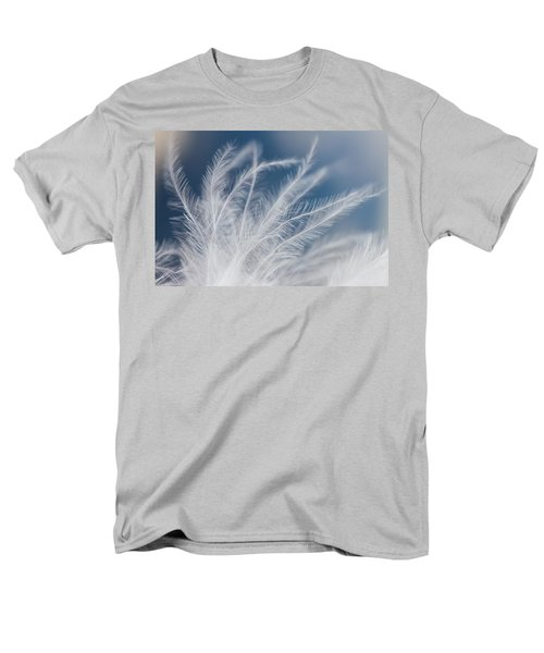Light As A Feather Men's T-Shirt  (Regular Fit) by Yvette Van Teeffelen