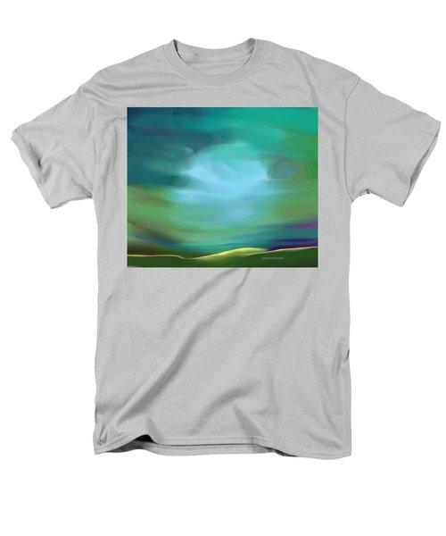 Light In The Storm Men's T-Shirt  (Regular Fit) by Lenore Senior