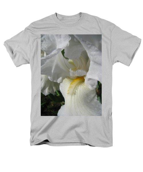 Men's T-Shirt  (Regular Fit) featuring the photograph Like Angel Wings by Brooks Garten Hauschild