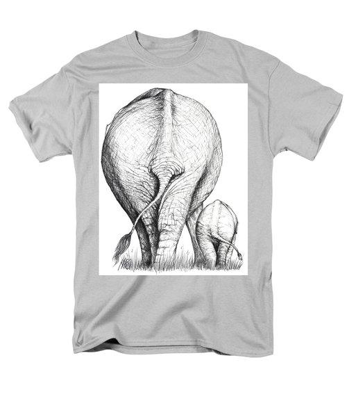 Like Mother Like Son Men's T-Shirt  (Regular Fit) by Heidi Kriel