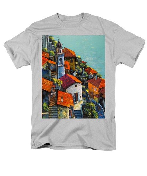 Limone Del Garda Men's T-Shirt  (Regular Fit) by Mikhail Zarovny