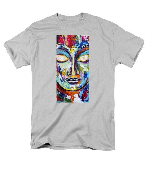 Little Buddha Men's T-Shirt  (Regular Fit)