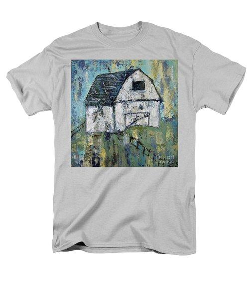 Lone Barn Men's T-Shirt  (Regular Fit) by Kirsten Reed