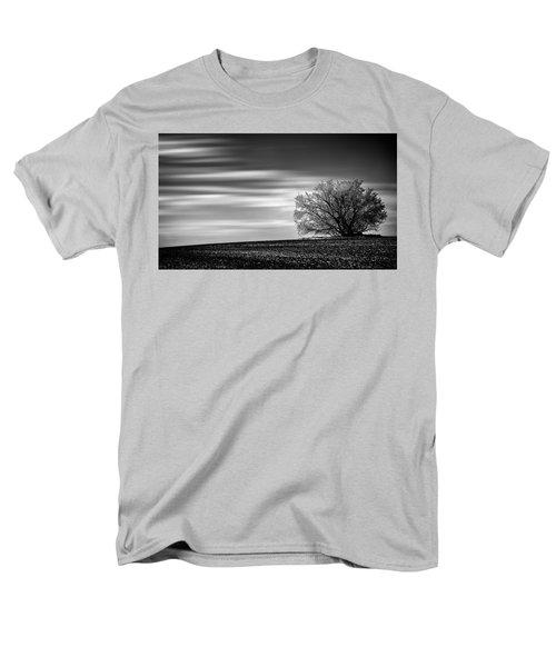 Men's T-Shirt  (Regular Fit) featuring the photograph Lone Tree by Dan Jurak