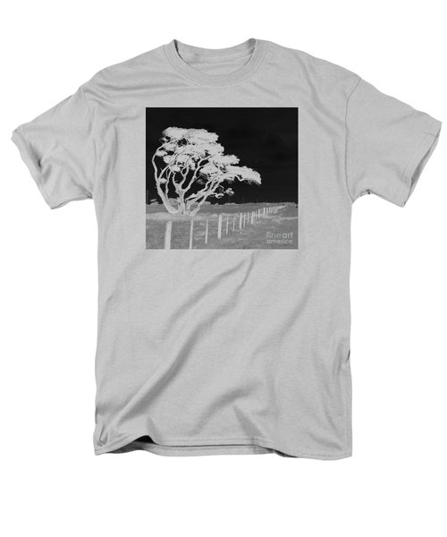 Lone Tree, West Coast Men's T-Shirt  (Regular Fit) by Nareeta Martin