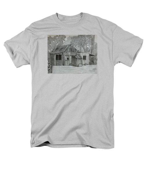 Lost In The Woods  Men's T-Shirt  (Regular Fit)
