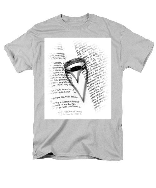 Love Handles Men's T-Shirt  (Regular Fit) by Jeffrey Jensen