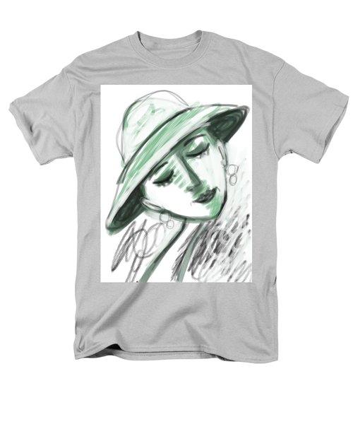 Lydia Men's T-Shirt  (Regular Fit) by Elaine Lanoue