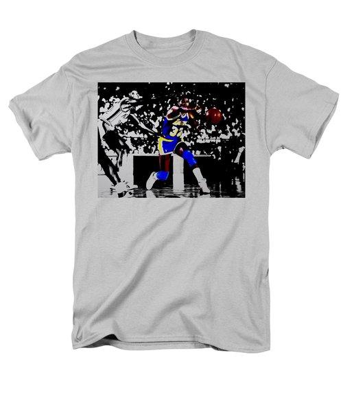 Magic Johnson Bounce Pass Men's T-Shirt  (Regular Fit)