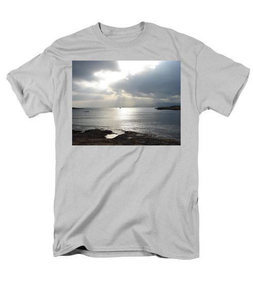 Men's T-Shirt  (Regular Fit) featuring the photograph Mallorca by Ana Maria Edulescu