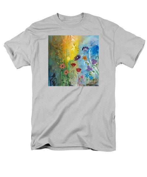 Mariposa Men's T-Shirt  (Regular Fit) by Robin Maria Pedrero