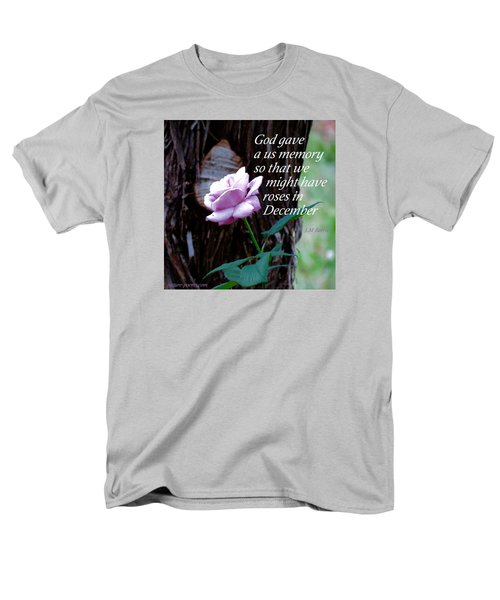 Men's T-Shirt  (Regular Fit) featuring the photograph Memories Throughout  by David Norman