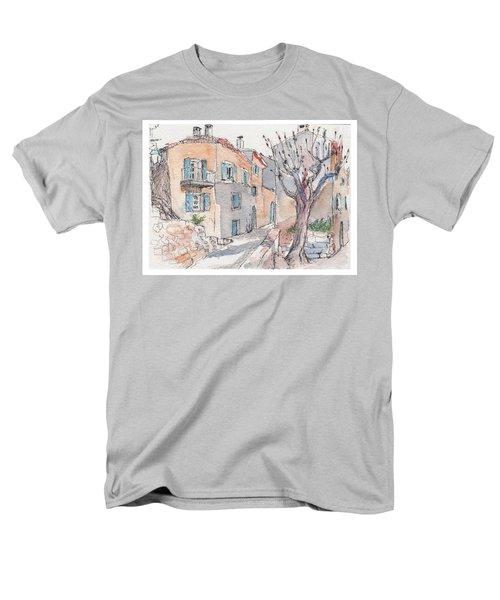 Menerbes Men's T-Shirt  (Regular Fit)