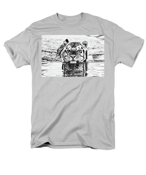 Mike Men's T-Shirt  (Regular Fit) by Scott Pellegrin