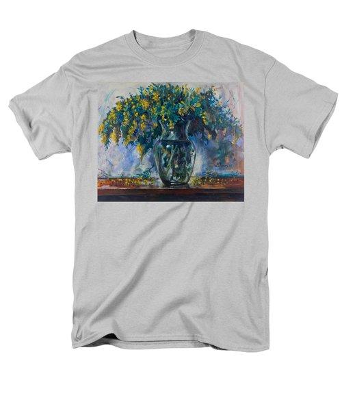 Mimosa Men's T-Shirt  (Regular Fit) by Maxim Komissarchik