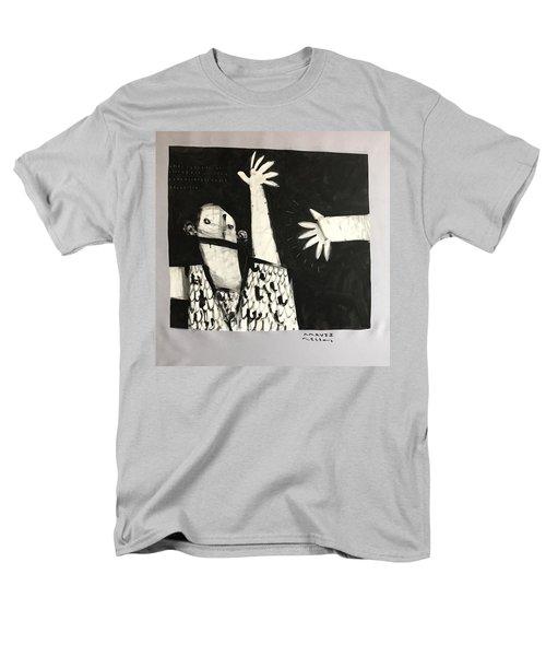 Mmcvii Paranoia No 2  Men's T-Shirt  (Regular Fit)