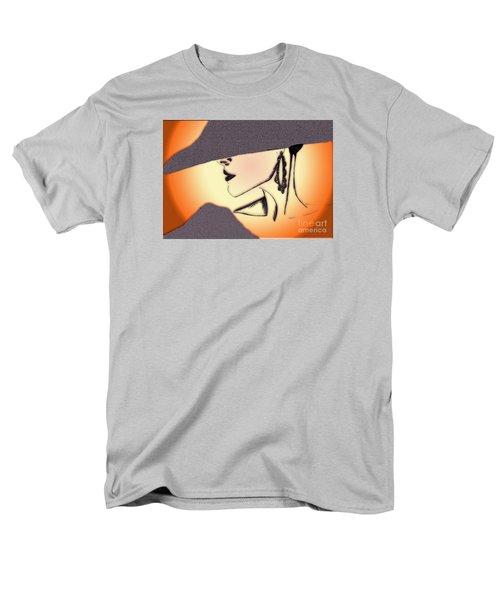 Mom #19 Men's T-Shirt  (Regular Fit) by Iris Gelbart