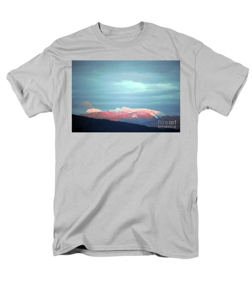 Monashee Sunset Men's T-Shirt  (Regular Fit) by Victor K