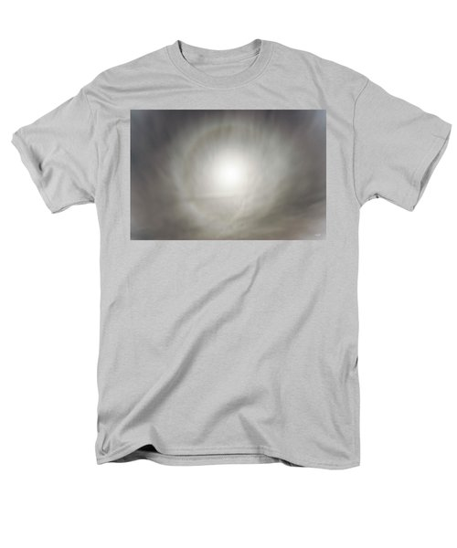 Men's T-Shirt  (Regular Fit) featuring the photograph Moon Dog by Leland D Howard