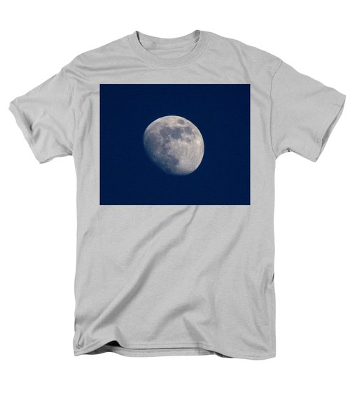 Moon From Bow, Wa Men's T-Shirt  (Regular Fit) by Karen Molenaar Terrell