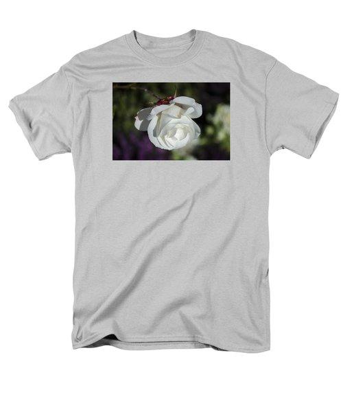 Morning Rose Men's T-Shirt  (Regular Fit) by Dan Hefle