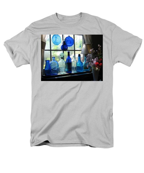 Mother's Day Window Men's T-Shirt  (Regular Fit) by John Scates