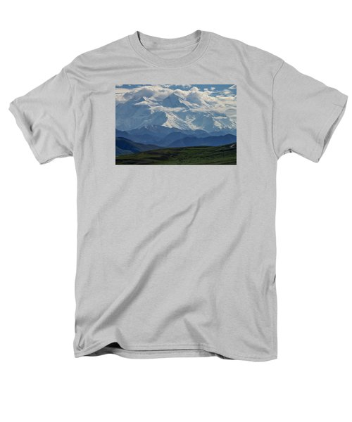 Men's T-Shirt  (Regular Fit) featuring the photograph Denali by Gary Lengyel