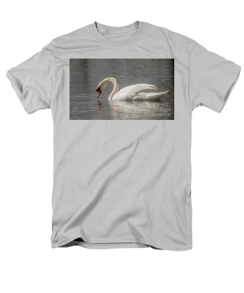 Men's T-Shirt  (Regular Fit) featuring the photograph Mute Swan by David Bearden