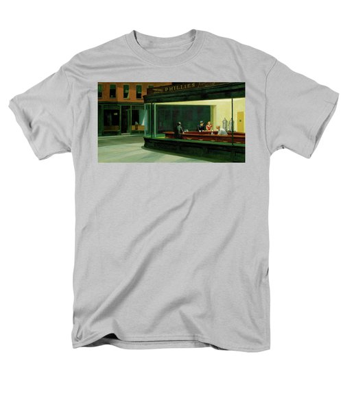 Men's T-Shirt  (Regular Fit) featuring the photograph My Logo by Test