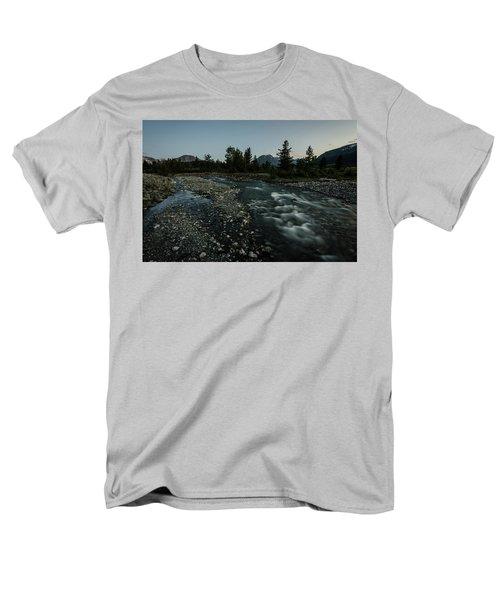 Nightfall In Montana Men's T-Shirt  (Regular Fit)