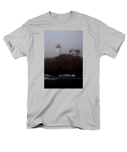 Fog Lifting Men's T-Shirt  (Regular Fit) by Richard Ortolano